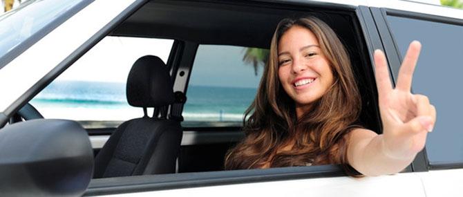 автошкола для женщин - автоледи