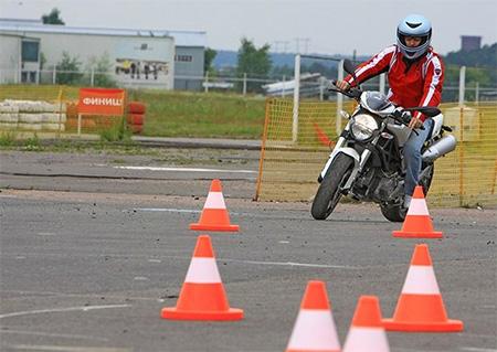 Автошкола мотоцикл