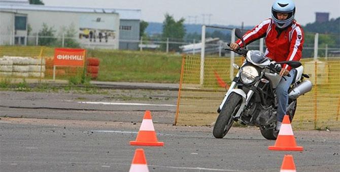 Как научиться водить мотоцикл