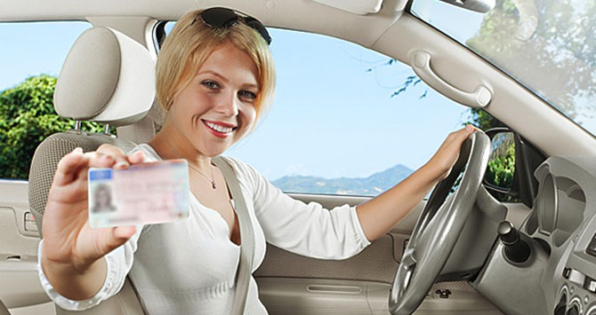 Купить водительские права
