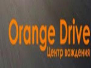 Автошкола Orange Drive - Логотип