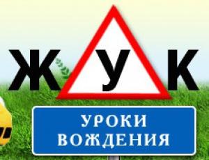 Автошкола Жук - Логотип