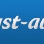 Джаст-Авто - Логотип