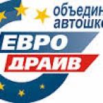 Евродрайв - Логотип